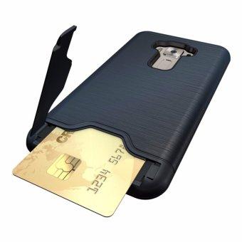 Card Slots Kickstand Cover Intl . Source · UEKNT PU Leather Flip Case . Source · Wallet Case With Credit Card Cash Slots Source · Buy Asus Zenfone 3 .