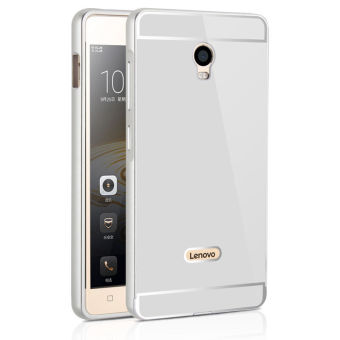 Harga PC Back Case for Lenovo Vibe P1 (Silver)