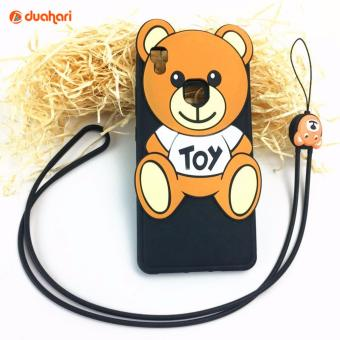 Harga Casing Teddy Bear VIVO V3 Case VIVO V3 Softcase VIVO V3