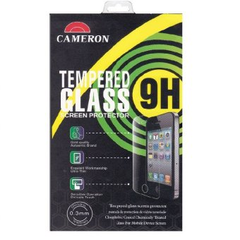 Harga Cameron Tempered Glass for LG X Cam - Clear