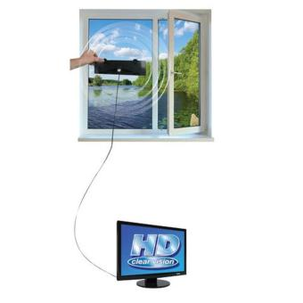 Harga HD CLEAR VISION ANTENNA - antena tv LCD dan LED digital high definisi