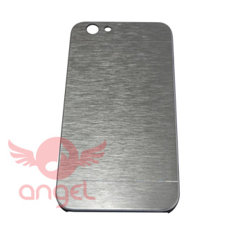 Harga Motomo Metal Case For Oppo F1S - Silver