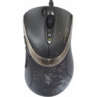 Harga A4Tech Mouse Gaming Macro X7 F4 - Hitam