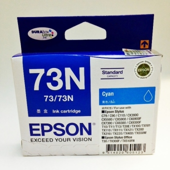 Harga Epson Cartridge 73N Cyan Original