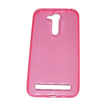 Harga Ultrathin Case For Zenfone Go 4.5 2016 ZB452KG UltraFit Air Case / Jelly case / Soft Case - Pink