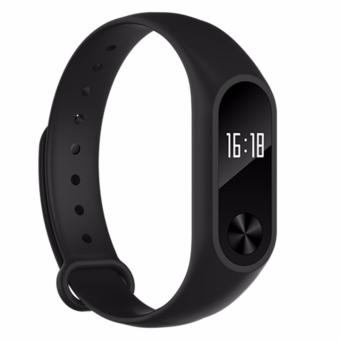 Harga Bluetooth Smartband M2+ Smart Bracelet Heart Rate Monitor Health Fitness Tracker Waterproof Smart Band Wristband for Android iOS - intl