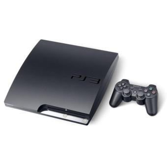 Harga Sony PS3 Playstation 3 Slim - 120GB - OFW - Isi 10 Game