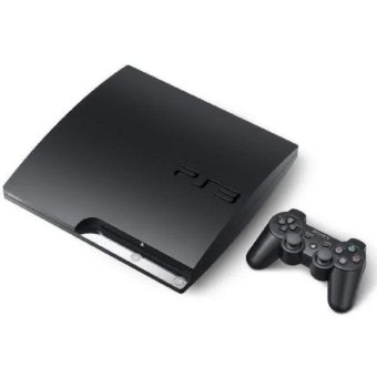 Harga Sony Computer Entertainment Ps3 Slim 120gb/ Full Games Terbaru 17/ Plus Stick Wairelles