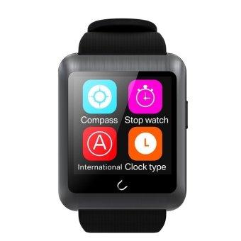 ... Onix Smartwatch U Watch U11 Bluetooth GSM Phone Watch Hitam