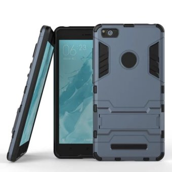 Harga ProCase Shield Armor PC+TPU Back Covers for Xiaomi Mi 4C / Mi 4I - Black