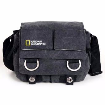 Harga National Geographic Tas Kamera DLSR-Mirrorless NG-2345 - Grey - OEM