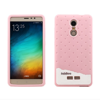 Fabitoo Silicone Back Cover Hidden Kitty Peek For Xiaomi Redmi Source · Fabitoo Ice Cream Silicone