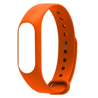Harga Yika Silicone Wrist Strap Replacement for M2 Smart Bracelet - intl