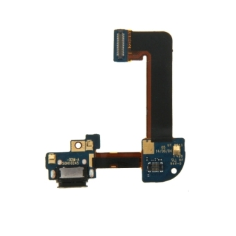 Harga iPartsBuy Charging Port Flex Cable Replacement for HTC Butterfly 2