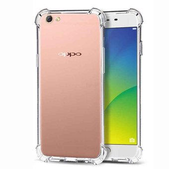 Harga Case Anticrack Case / Anti Crack Case / Anti Shock Case for OPPO A37 / Neo9 - Fuze / Fyber - Clear