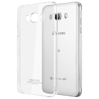 Harga Original Ultra Thin Case for Samsung Galaxy J7(2016) - Putih Transparant