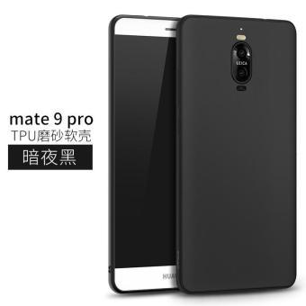 Berlapis embun beku tahan guncangan kasus telepon penutup telepon TPU melindungi untuk Huawei Mate9 PRO/