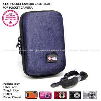 Harga X12T POCKET CAMERA CASE - Fit for Canon, Nikon, Sony, Panasonic, Fujifilm, Olympus etc