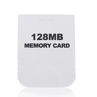 Harga New 128 MB Memory Card for Nintendo Wii Gamecube