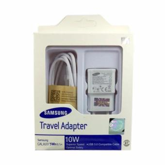 Harga Samsung Charger Tab 3/S4- White