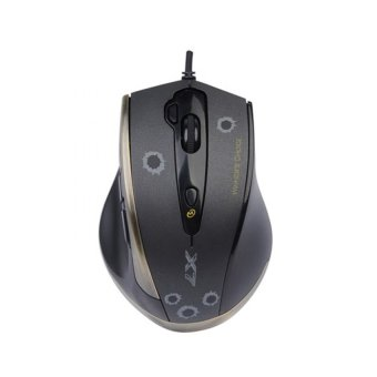 Harga A4Tech Gaming Mouse X7-F3 - Hitam
