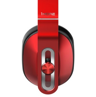 Harga Xiaomi 1More Over-Ear Headphones The Voice China Edition - Merah