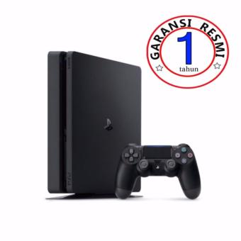 Harga Playstation 4 Slim 500GB CUH-2006A (Jet Black)