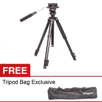 Kingjue/Kingjoy Premium Video Tripod VT-1500 Black