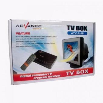Harga TV TUNER ADVANCE ATV 318B CRT
