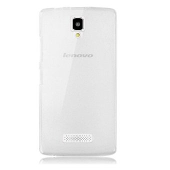 Harga Ultra Thin TPU Soft Case Casing Cover Lenovo A2010 - Transparan