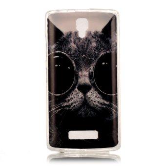 TPU Phone Cover Case for Lenovo A2010 (Multicolor) - intl