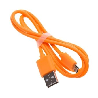Vivan Kabel Data Micro USB - Oranye