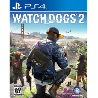 Harga PS4 Watch Dogs 2 (Premium) Digital Download
