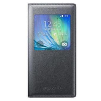 Harga Samsung View Cover Samsung Galaxy A5 - Charcoal Grey