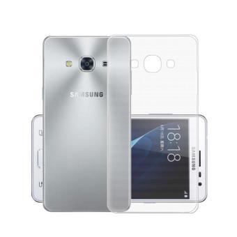 Ume TPU Soft Case Casing Cover for Samsung Galaxy J3 Pro / J3 2017 - Transparan