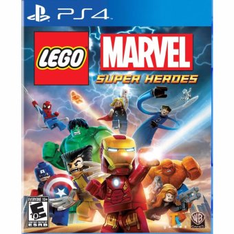 Harga Sony PS4 Games Lego Marvel Super Heroes