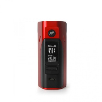 Harga Wismec Reuleaux RX2/3 Red Black Box Mod Authentic