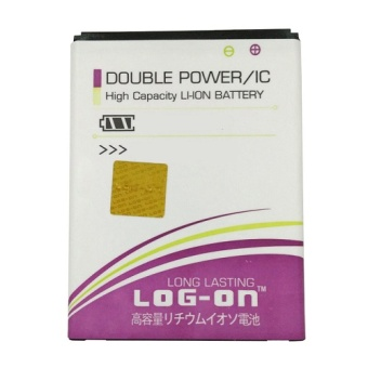Harga Log On Baterai Double Power for Xiaomi MI 4I - 4000mAh