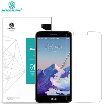 Nillkin tempered glass film for LG Stylus 3 screen protector 0 33mm Anti .