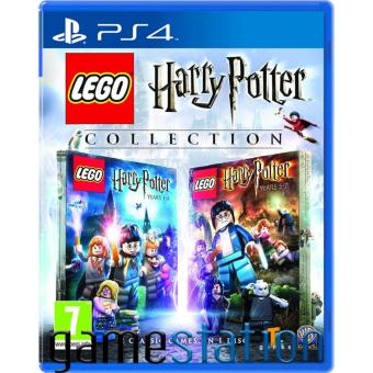 Harga Sony PS4 Games LEGO Harry Potter Collection