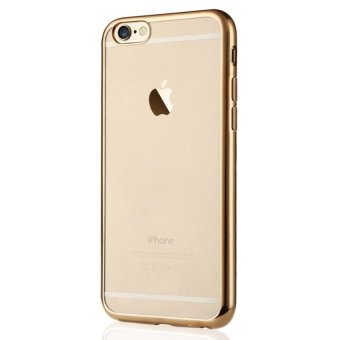 Harga Case Ultrathin Soft Case for Apple iPhone 6 Plus / 6s Plus - Gold
