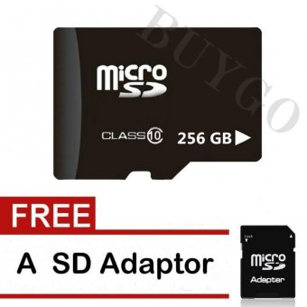 Harga 128GB,256GB,512GB Sufficient Memory Card Micro SD Flash Class 10 Memory Card