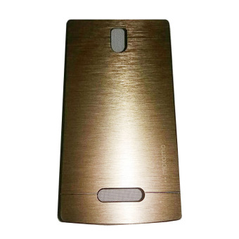Harga Motomo Metal Case for Lenovo A2010 - Gold