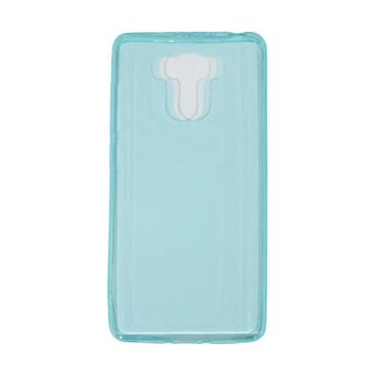 Harga ultra thin Softcase xiaomi redmi 4 prime Blue