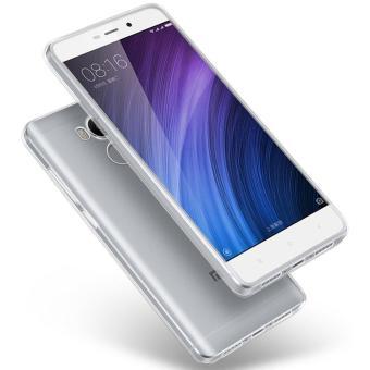 Ume TPU Soft Case for Xiaomi Redmi 4 Prime - Casing Cover - Transparan