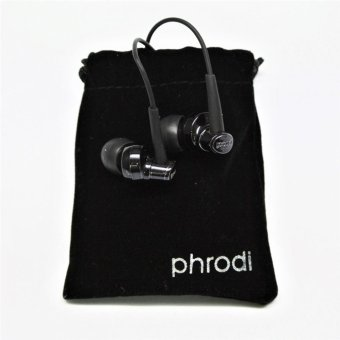 Harga Phrodi 007P Earphone with Microphone POD 007P