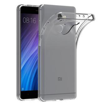 Ume TPU Soft Case Casing Cover for Xiaomi Redmi 4 - Transparan