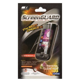 Screen Guard Anti Gores or Samsung Galaxy Young 2 Duos - Clear