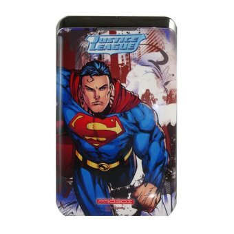 Harga Probox PowerBank Edisi Superman 2 DC Comic - 7800 mAh
