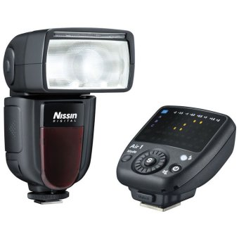 Harga Nissin Di700A Flash Kit with Air 1 Commander for Canon Cameras